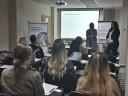 Prezentacja Fundacji  Tax Care podczas tegorocznych Europejskich Dni Pracodawców