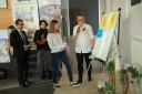 Ćwiczenie dla uczniów w ramach prezentacji Pani Agnieszki Kołodziejczyk Doradcy zawodowego z Powiatowego Urzędu Pracy w Chrzanowie
